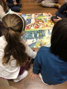 Letture in libreria Giunti per i più piccoli
